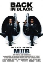 Siyah Giyen Adamlar 2 (2002) afişi