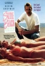 Sizzle Beach, U.s.a. (1986) afişi
