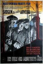 Skogen är Vår Arvedel (1944) afişi