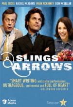 Slings And Arrows (2003) afişi