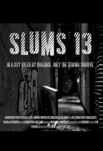 Slums 13 (2011) afişi