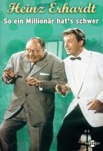 So Ein Millionär Hat's Schwer (1958) afişi