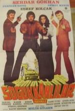 Soğukkanlılar (1973) afişi