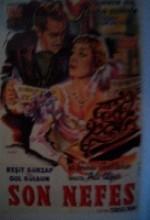 Son Nefes (ı) (1958) afişi