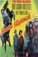 Sonora Stagecoach (1944) afişi