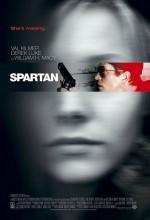 Spartan (2004) afişi