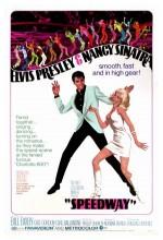 Speedway (1968) afişi