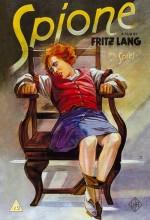 Spione (1928) afişi