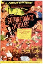 Square Dance Jubilee (1949) afişi