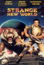 Strange New World (1975) afişi