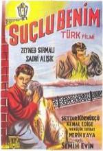 Suçlu Benim (1953) afişi