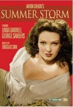 Summer Storm (1944) afişi