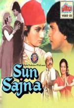 Sun Sajna (1982) afişi