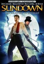 Sundown: The Vampire In Retreat (1990) afişi