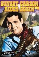 Sunset Carson Rides Again (1948) afişi