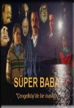 Süper Baba (1995) afişi