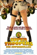 Super Troopers (2001) afişi