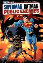 Superman/batman: Public Enemies (2009) afişi
