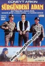Sürgündeki Adam (1987) afişi