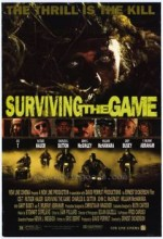 Surviving The Game (1994) afişi