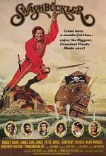 Swashbuckler (1976) afişi