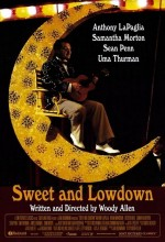 Sweet And Lowdown (1999) afişi