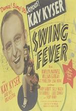 Swing Fever (1943) afişi