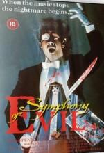 Symphony Of Evil (1987) afişi