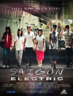 Saigon Electric (2011) afişi