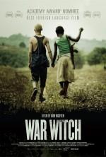 Savaş Cadısı (2012) afişi
