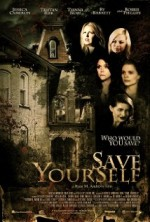 Save Yourself (2015) afişi