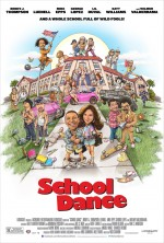 School Dance (2014) afişi