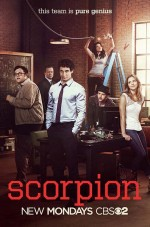 Scorpion Sezon 2 (2015) afişi