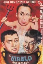 şeytanla Flüt çalış (1954) afişi