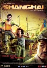 Shanghai (2012) afişi