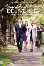 Signed, Sealed, Delivered: Lost Without You (2016) afişi