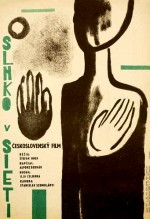 Slnko v sieti (1962) afişi