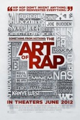 Something For Nothing: The Art of Rap (2012) afişi