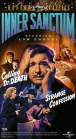 Strange Confession (1945) afişi