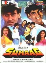 Suhaag (1994) afişi