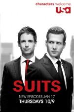 Suits Sezon 5 (2015) afişi