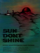 Sun Don't Shine (2012) afişi