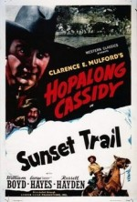 Sunset Trail(!) (1939) afişi