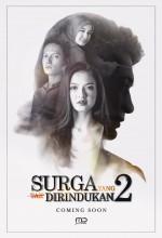 Surga Yang Tak Dirindukan 2 (2017) afişi
