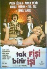 Tak Fişi Bitir işi(1) (1975) afişi