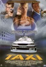 Taksi 2 (2000) afişi