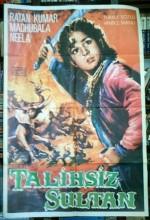Talihsiz Sultan (1954) afişi