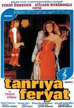 Tanrıya Feryat (1980) afişi