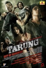 Tarung: City Of Darkness (2011) afişi