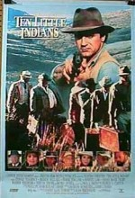 On Küçük Zenci (1989) afişi